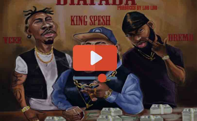 "King Spesh ft. Ycee & Dremo – ""Diafada"""