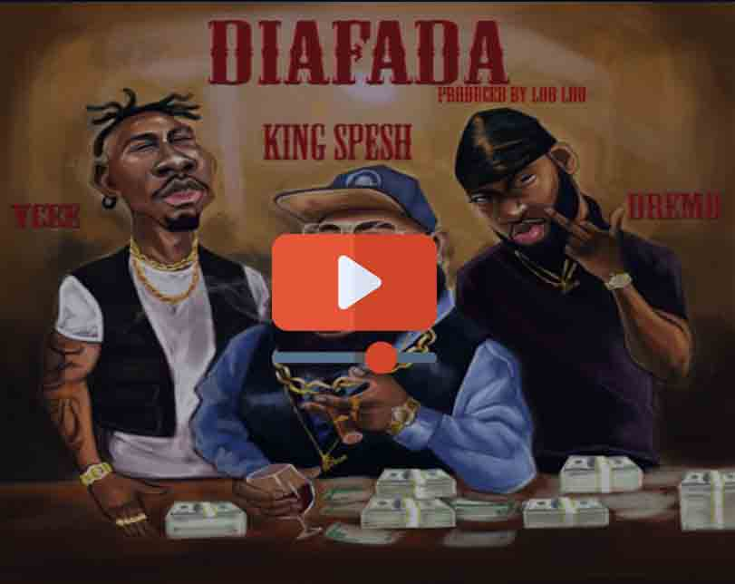 "King Spesh ft. Ycee & Dremo – ""Diafada"""