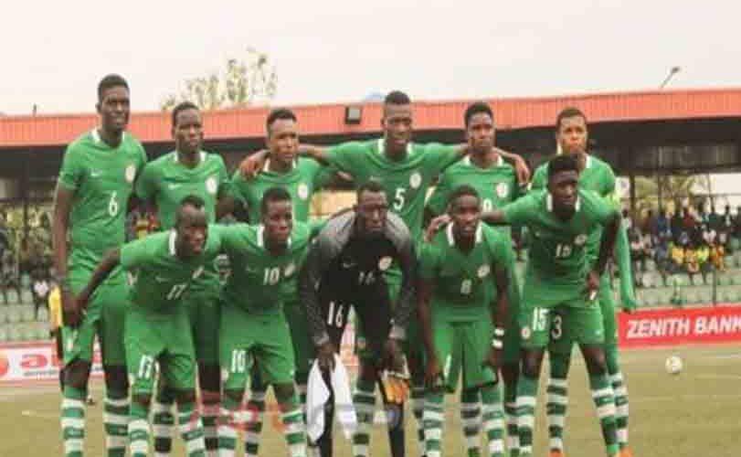 Flying Eagles Qualify For AFCON 2018
