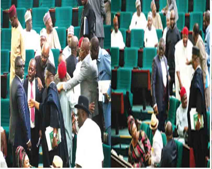 Bayelsa Assembly Insists On Pension For Lawmakers