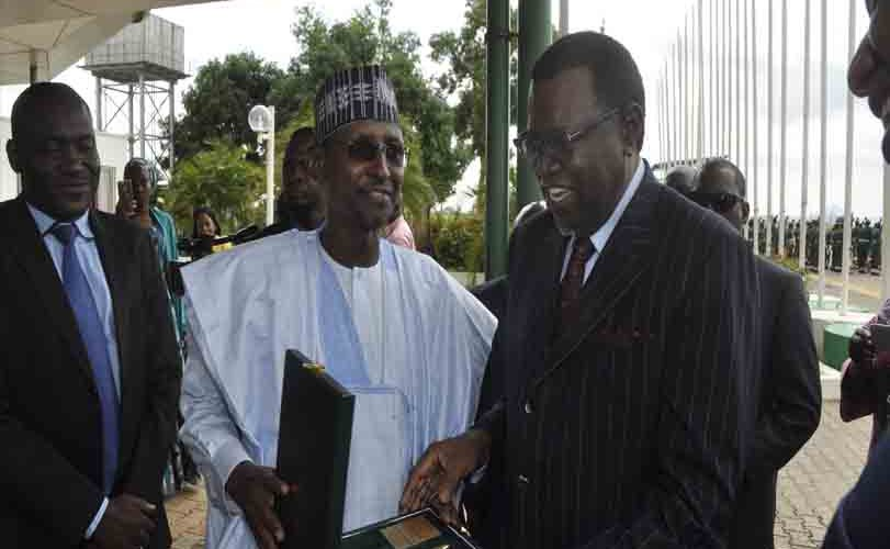 Nvoy Lauds Nigeria's Liberation Efforts As Fct Minister Honours Namibian President