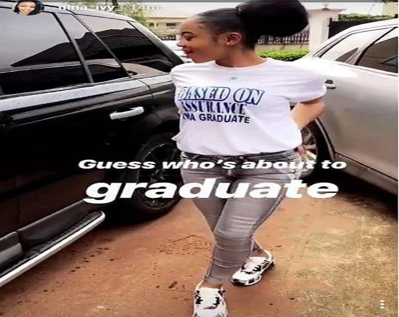 Nigerians Reacted To News Of BBNaija Star, Nina's Graduation