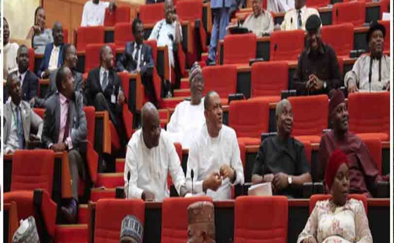 Rowdy session as PDP, APC senators clash over Akwa Ibom