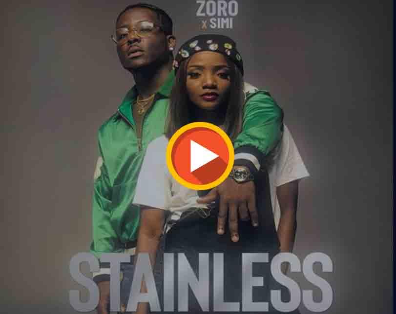"""Zoro  ft. Simi – """"Stainless"""""""