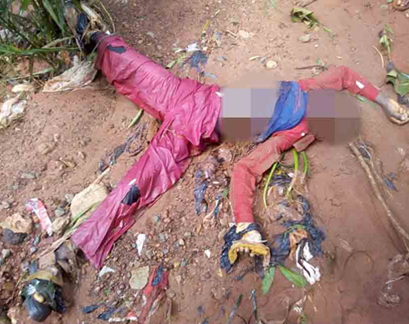 Bodies Of Okada Rider, Passenger Swept Away By Flood Recovered At UNN's Gate In Nsukka
