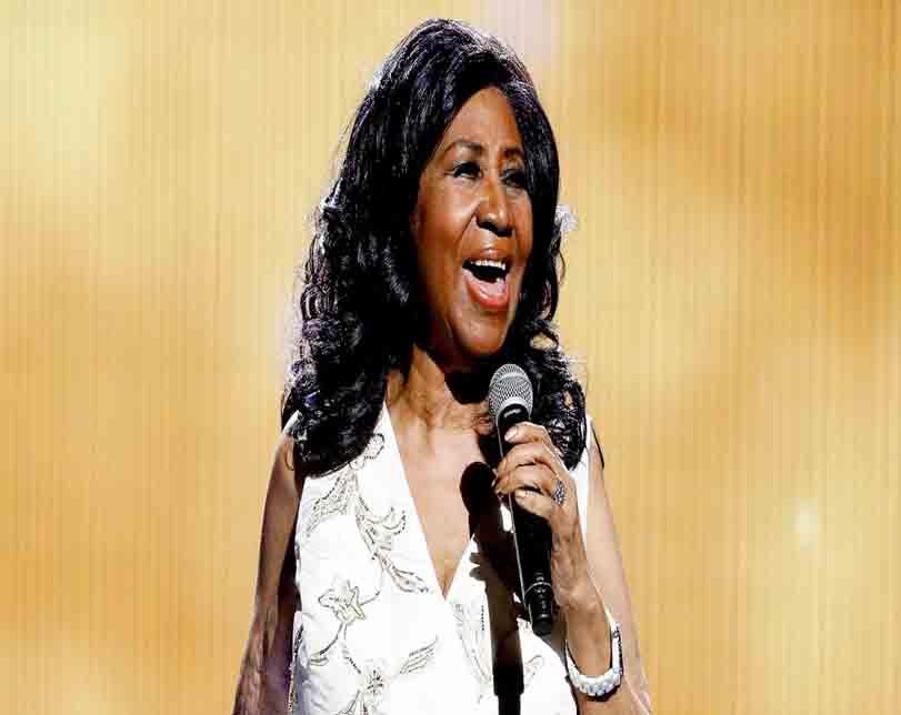 Singer Aretha Franklin Dies At 76