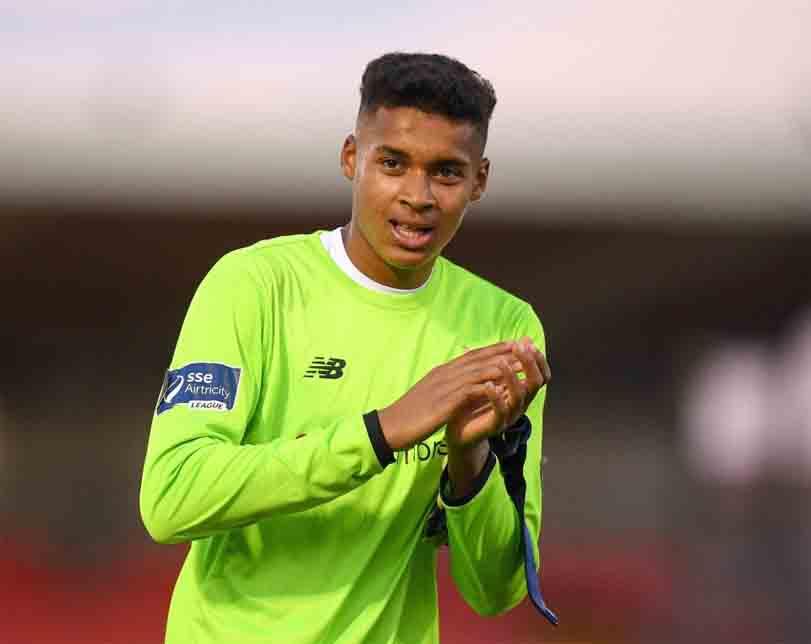 Man City beat Man Utd, Liverpool to sign Nigerian goalkeeper