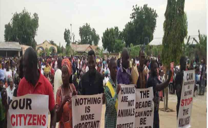 Police stop CAN protest in Adamawa