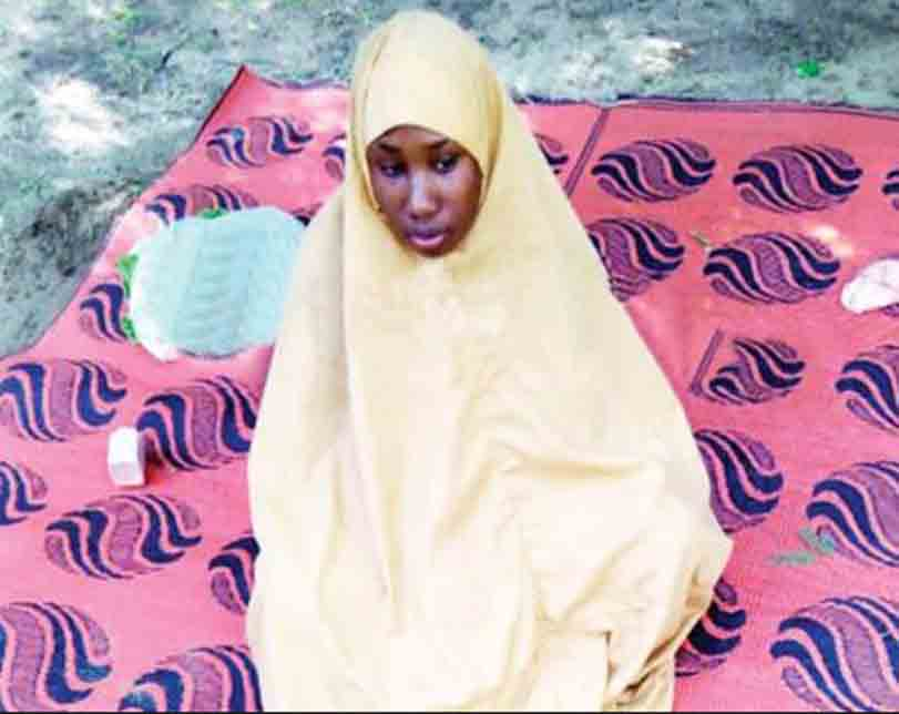 Kidnapped Dapchi Schoolgirl, Leah Sharibu Speaks From Captivity, Sends Mesage To Buhari (Audio)