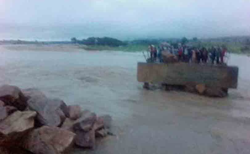 Bridge Linking Gombe, Adamawa, Borno Gets Completely Cut Off