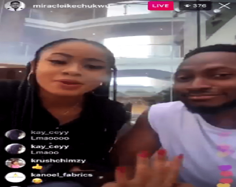 We Are Cool Friends Now, He Has Apologized – Nina & Miracle Reconcile In Ghana (Video)