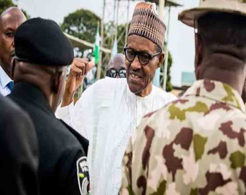 Killings, Violence In Nigeria: I'm Watching You Closely – Buhari Warns Police Officers