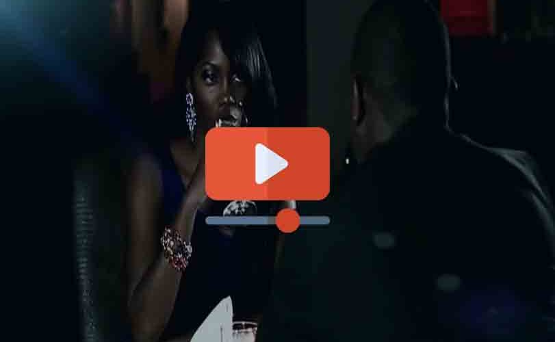 """Dr Sid (Starring Tiwa Savage) ft K-Switch – """"Over The Moon"""" Video"""