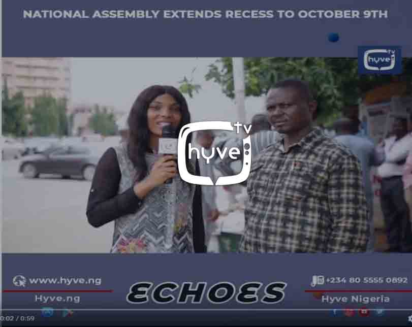 Hyve Echoes – NASS Extends Recess