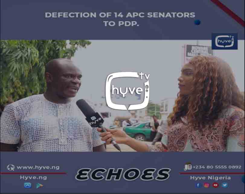 Hyve Echoes – APC Senators Defect