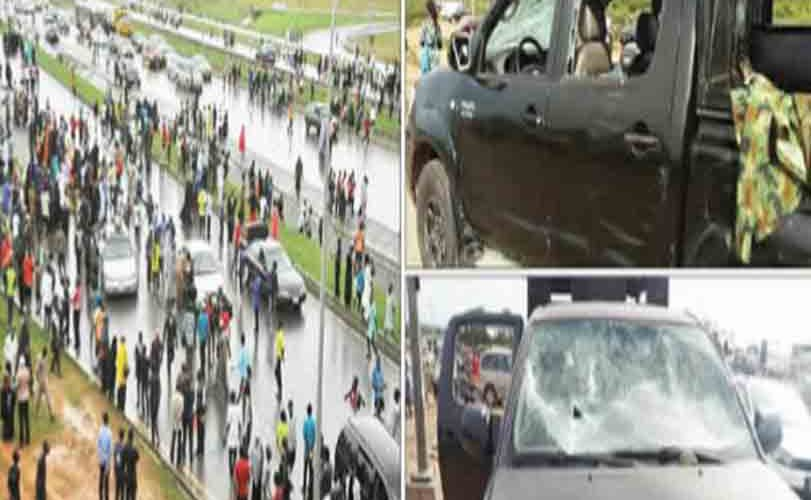 Protest In Abuja As Army Kills Shiites Members (Photos)