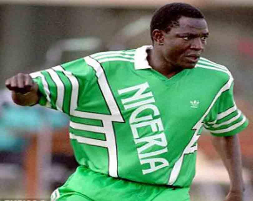 FIFA, NFF Mark Nigerian Football Legend, Rashidi Yekini's 55th Posthumous Birthday (Videos)