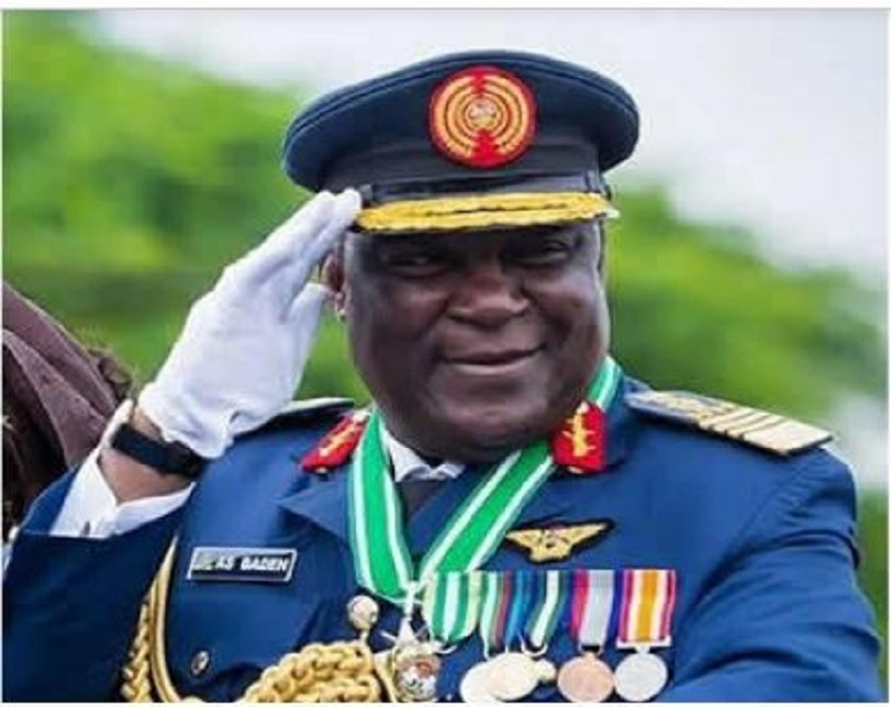 Military parades 15 suspects for killing Alex Badeh