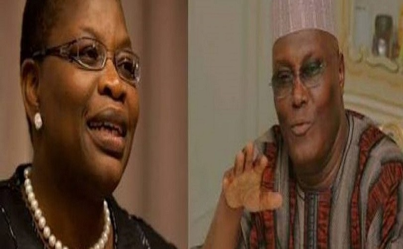 Atiku And Ezekwesili To Sign Peace Pact Today