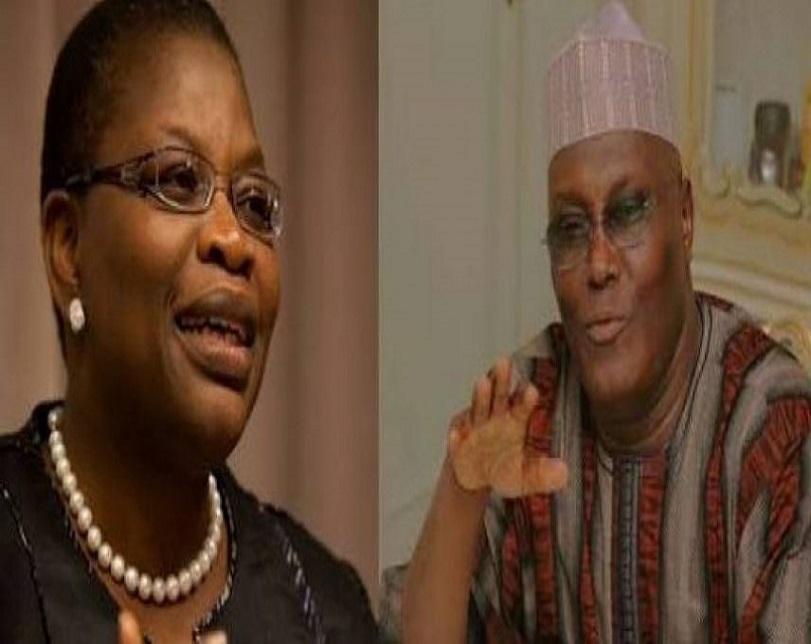 Atiku And Ezekwesili To Sign Peace Pact Today