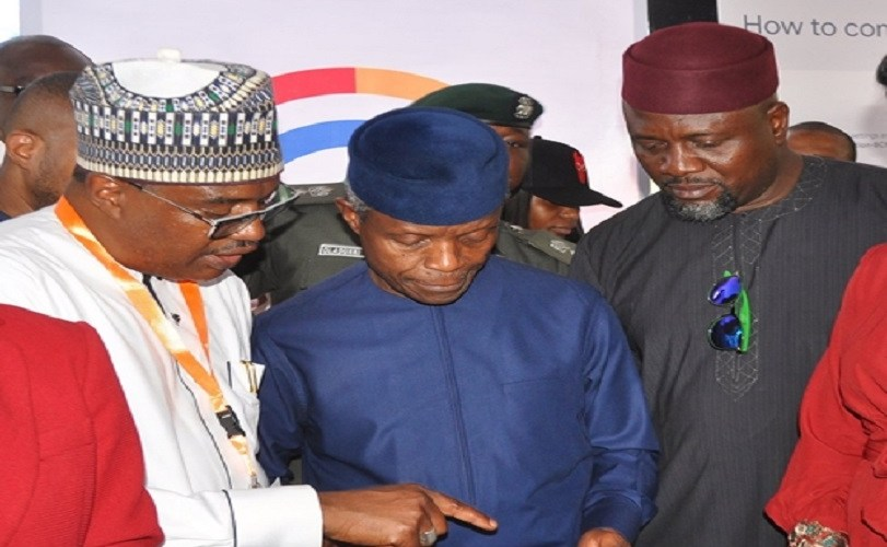 Google Lauches Free Wi-Fi Facility In Abuja As Osinbajo Says 'It's A Promise Kept'