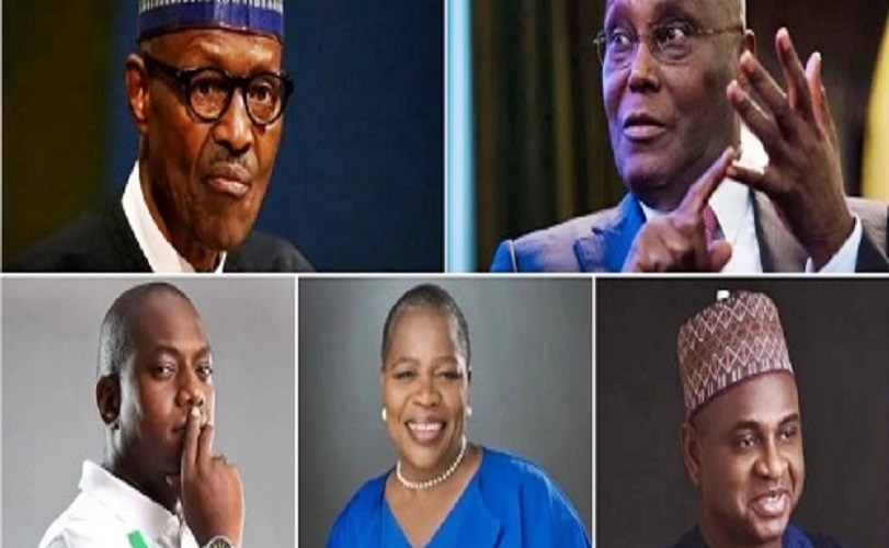 Sowore, Duke, Others Ignored As NEDG & BON Pick Only 5 Candidates For Presidential Debate