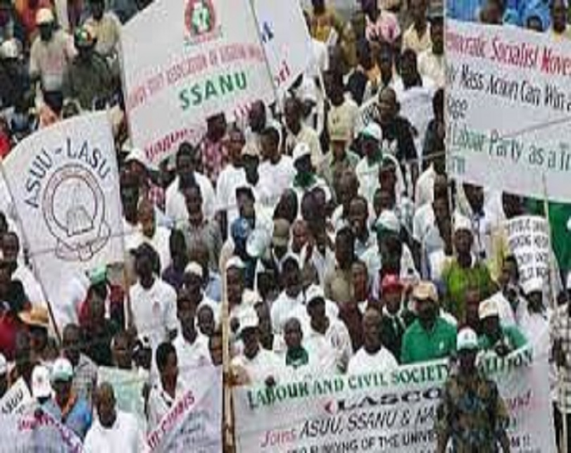Another Strike Looms In Nigerian Universities As Non-Academic Staff Declare 3-Day Protests