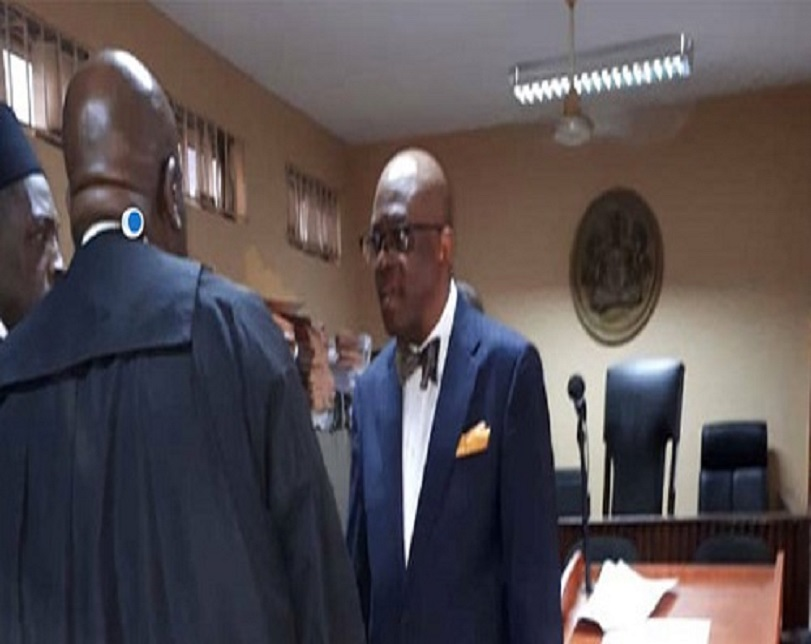 Judge withdraws from NBA president's alleged N1.4bn fraud case