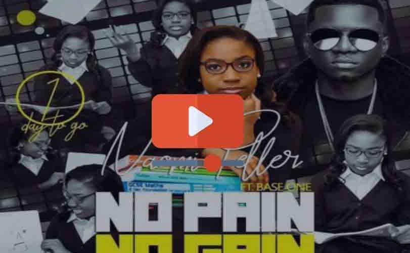 """Naomi Peller  ft. Baseone – """"No Pain No Gain"""""""