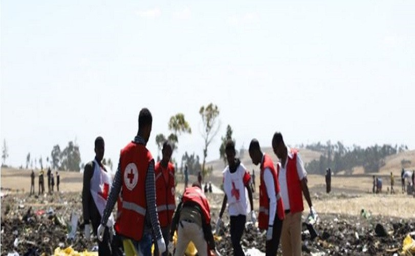 Bodies Of Victims Of Crashed Ethiopian Airline Will Take Days To Release