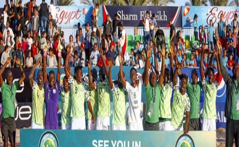 We need tours to prepare for Olympics qualifiers —Super Sand Eagles