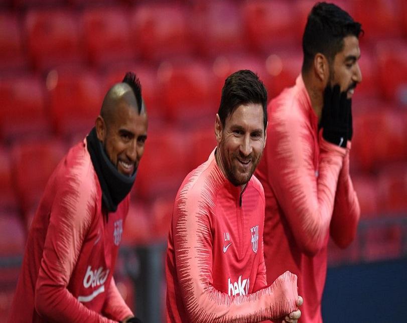 Man Utd vs Barcelona: Solskjaer's puts faith in defence to stop Messi