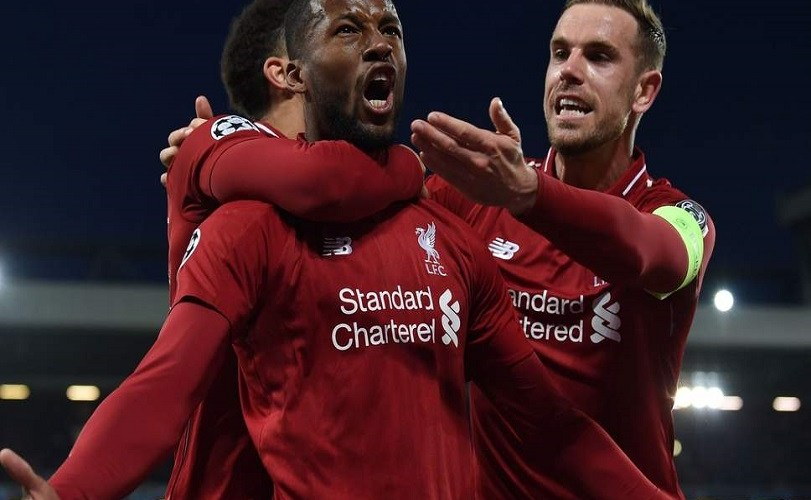 Liverpool stun Barca 4-0 to reach Champions League final