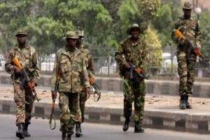Soldiers on reprisal allegedly kill three during Sallah