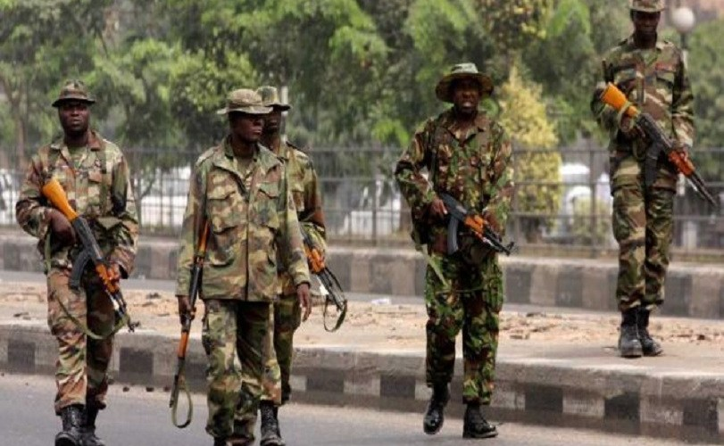 Nigerian Army bans motorcycles in 7 states to fight banditry