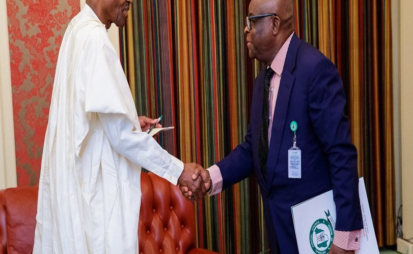 President Buhari accepts Onnoghen's voluntary retirement