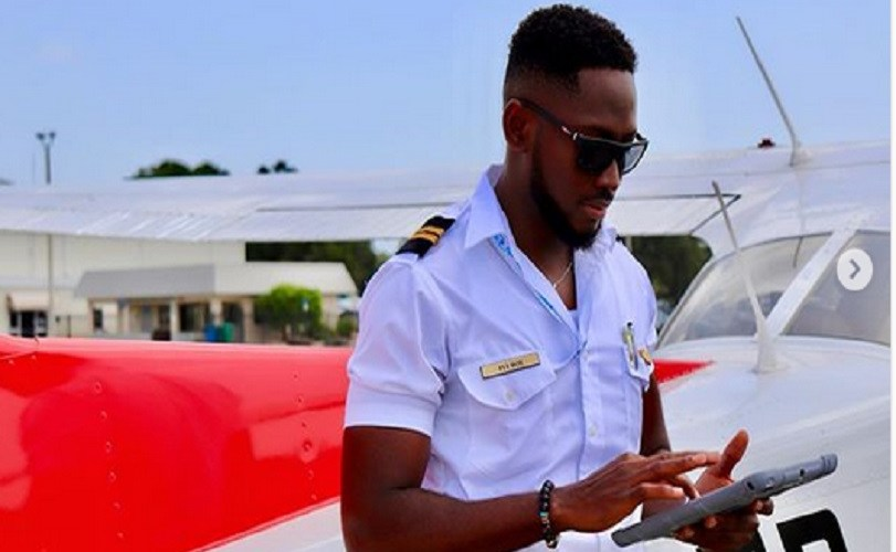 BBNaija winner, Miracle graduates from US aviation school