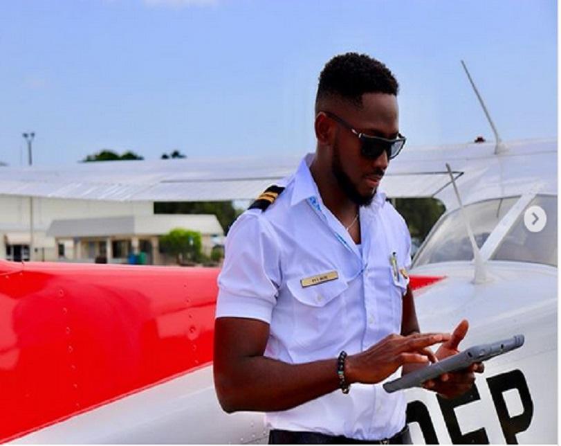 BBNaija winner, Miracle graduates from US aviation school