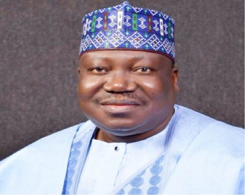 Buhari, Lawan Meet Behind Closed Doors In The Villa