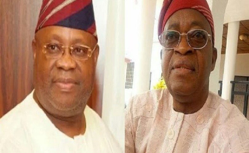 Supreme Court dismisses Adeleke, PDP's appeal, affirms Oyetola's election