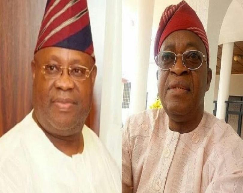Supreme Court dismisses Adeleke, PDP's appeal, affirms Oyetola's election