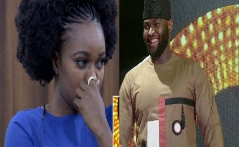 2019 BBNaija: Nelson, Thelma evicted from house