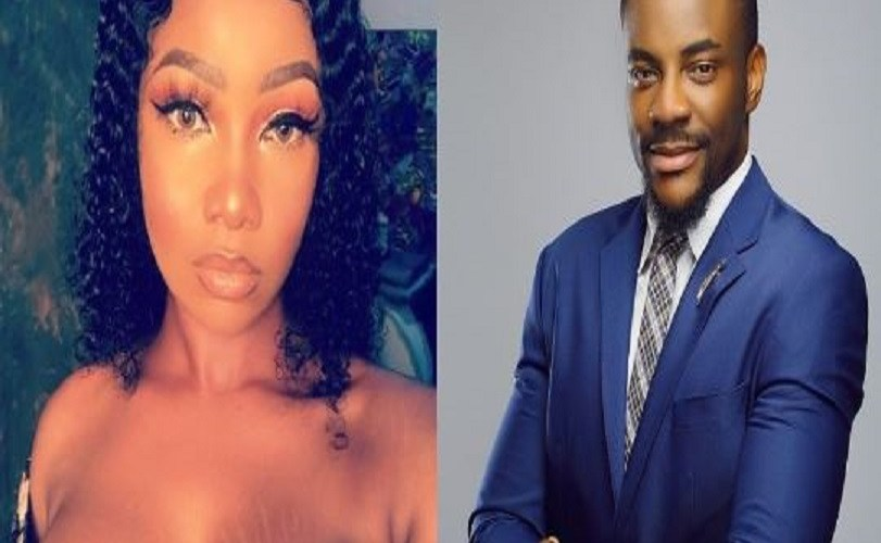 BBNaija Eviction: How Ebuka Put Tacha On The Spot (Video)