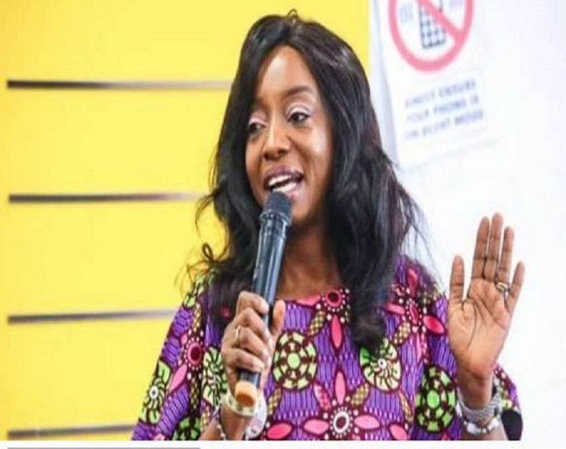 Success not by accident, Sanwo-Olu's wife tells students