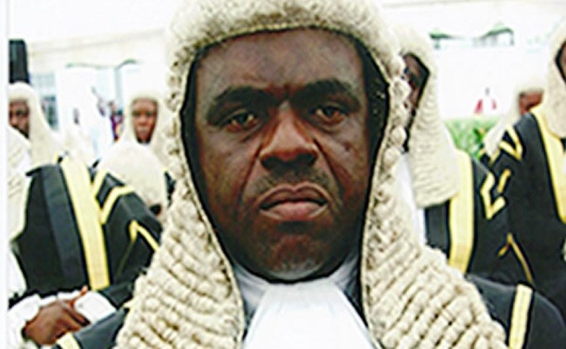 Justice Tsoho sworn in as Acting Chief Judge of Fed High Court