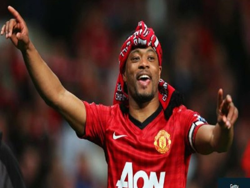 Former Manchester United Defender, Evra Announces Retirement
