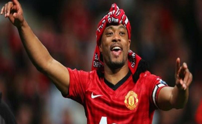 Former Manchester United Defender, Evra Announces Retirement