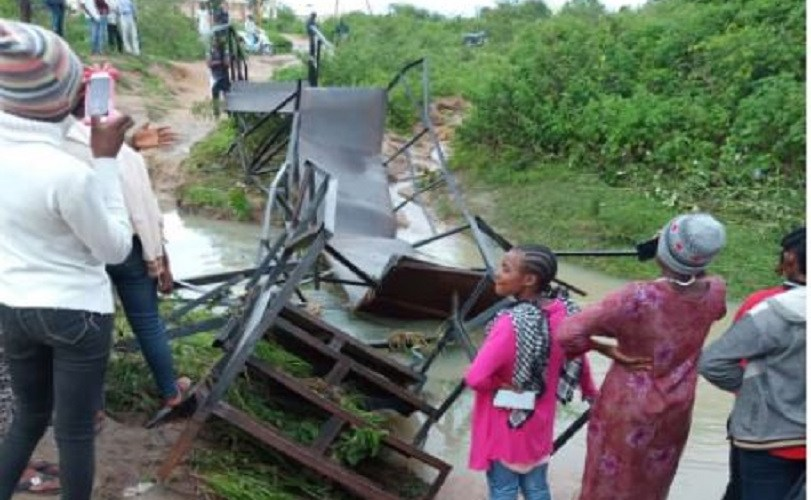 Bauchi varsity students reportedly killed as bridge collapses