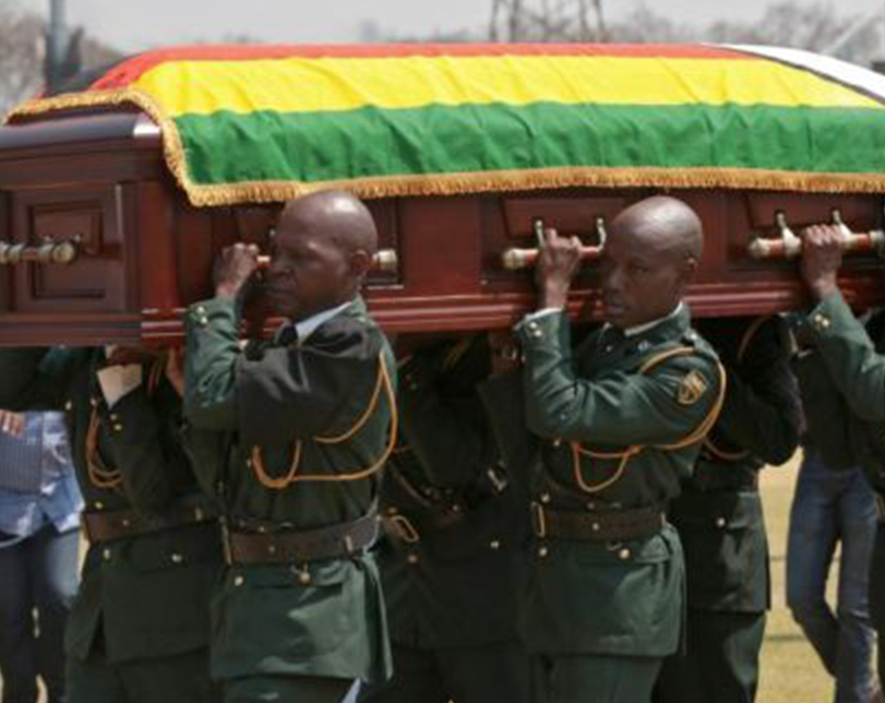 Mugabe died of Cancer – report