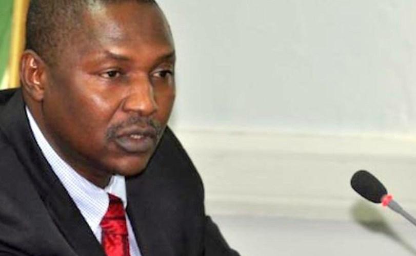 EXCLUSIVE: Malami writes Buhari, backs IGP Adamu on police recruitment procedure